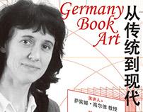 Poster of Germany Book Art -Pro. Sabine Golde