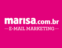 E-mail marketing - Marisa.com.br