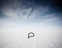 Saltire Flats - Gallery Series Salar de Uyuni, Bolivia