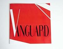 Vanguard | Typeface Specimen