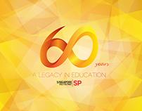 SP 60th Anniversary / Conceptual Branding