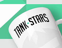Tank Stars e-Sports | Identidade Visual