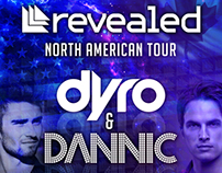 Revealed North American Tour