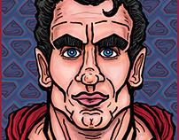Henry Cavill Superman Bust - Fan Art