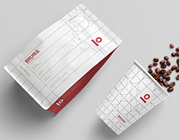 Bruno Coffee Packaging design