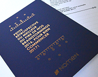 Agency Greeting Card