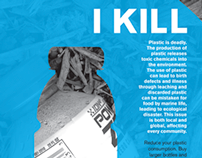 I KILL (Posters for NO AWAY)