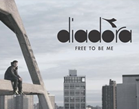 DIADORA - Free to be me
