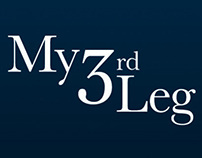 My Third Leg Identity & Website