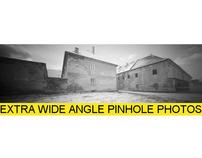 extra wide angle PINHOLE