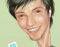 Caricatures for AGI colleagues