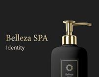 Belleza SPA DAY. Identity.