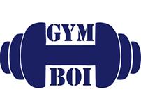 Gym Boi - Sportswear Web Design