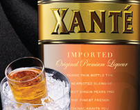 Xante liquor launch