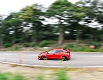 Honda Civic Type R Launch.