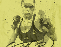 Reebok Ronda Rousey Tees