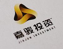 Jiajun Investment Brand identity