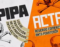 SOPA, PIPA, ACTA y el agua de la fuente