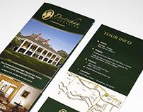 Destrehan Plantation Tour Brochure
