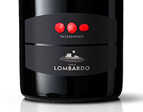 Tenute Lombardo // PASSADINERO / wine label concept