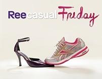 Marketing Directo - Reebok - Reecasual Friday Easytone