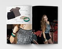 Catalogo de moda (Diseño y fotografía)