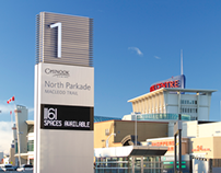 Chinook Centre - Retail Wayfinding Strategy