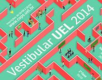 Poster - projeto vestibular UEL 2014