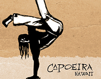 Capoeira Hawaii invite