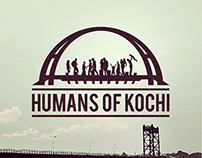 Humans Of Kochi - Logo