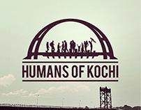 Humans Of Kochi - Logo