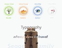 TravelUp App- Fluper