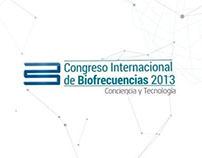 Congreso Internacional de Biofrecuencias 2013