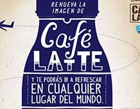 Café Latte.