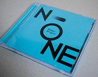 Organ Project - NO ONE /Album Design