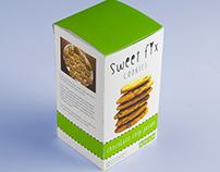 SweetFix Cookie Package Design
