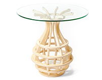 Pineapple table by BELSI