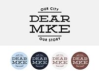 DearMKE Rebranding