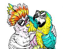 Brastralia: An Illustration of Mates