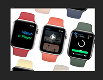 Watch Player for Apple Watch