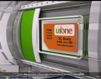 Ufone 3d Animated Commercial