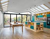 Elmhurst Avenue by Iguana Architects