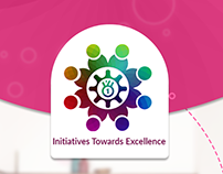 Identity design for initiatives towards excellence