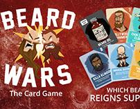 Beard Wars Card Game