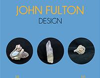 John Fulton Design Promo Poster