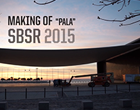 "Super Bock Super Rock | making of ""Pala"""