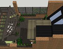 Rooftop Deck Renovation
