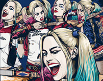 2016 Suicide Squad - Harley Quinn
