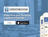Orderboom.com.au - DL printed flyer
