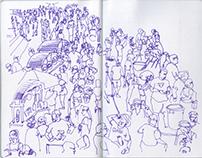 Sketchbook July 2017